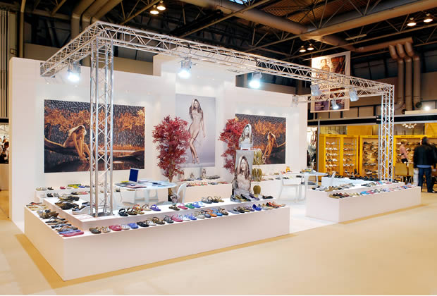 Exhibition Stand for Ipanema