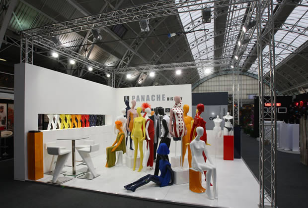 Exhibition Stand for Panache