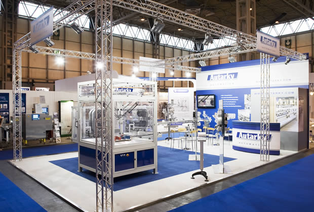 Exhibition Stand Lighting S : Exhibition stand inspiration examples aspect exhibitions