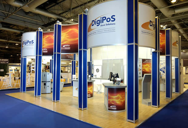 Exhibition Stand Work : Gallery examples of our work aspect exhibitions