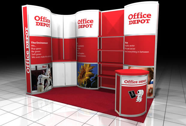 Fabric Exhibition Stand Examples : Gallery examples of our work aspect exhibitions