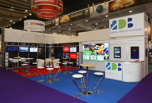 Outdoor Exhibition Stand Hire : Gallery examples of our work aspect exhibitions