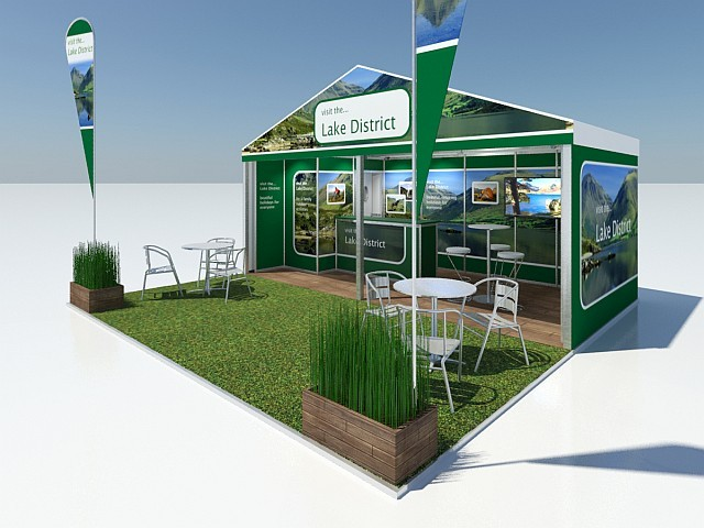Exhibition Stand Outdoor : Gallery examples of our work aspect exhibitions