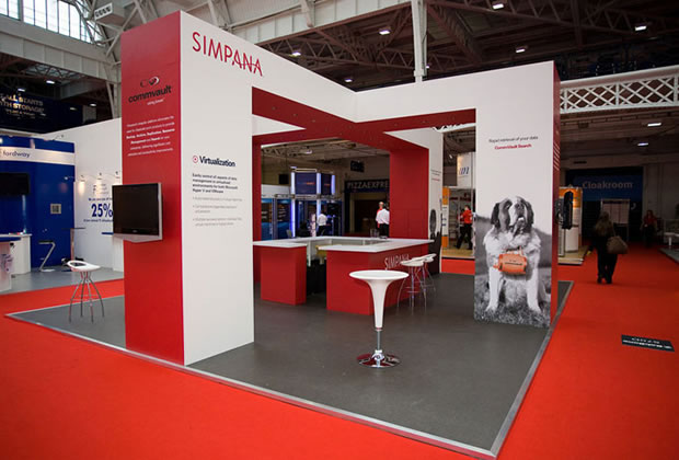 Custom Exhibition Stand Price : Custom built exhibition stands aspect exhibitions