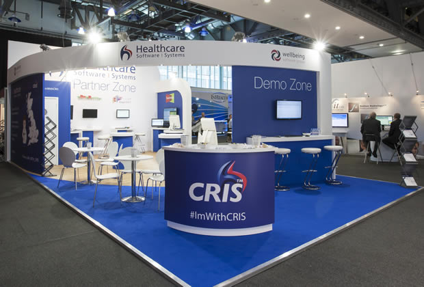 Sungard Exhibition Stand Uk : Custom built exhibition stands aspect exhibitions