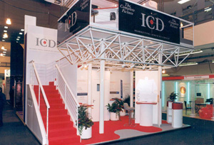 ICD MeroForm M12 Exhibition Stand