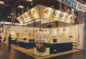 Sensbey MeroForm M12 Exhibition Stand