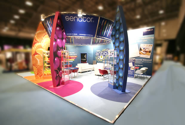 Custom Built Exhibition Stand