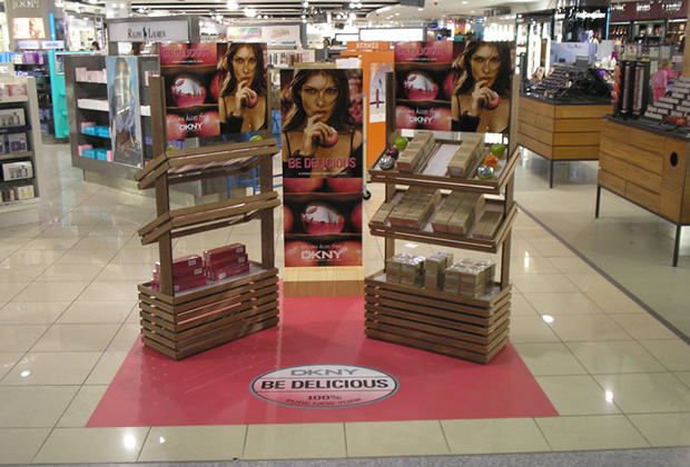 Custom Displays & Display Units