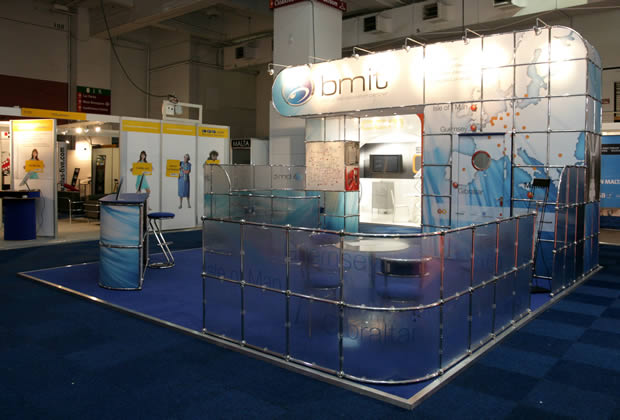 Meroform Exhibition Stand