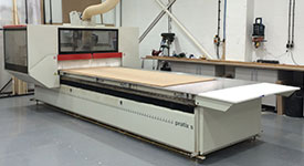 SCM Pratix S15 CNC Machine