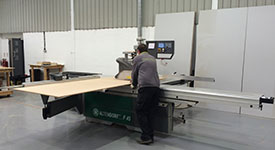 Large Footprint Panel Saw