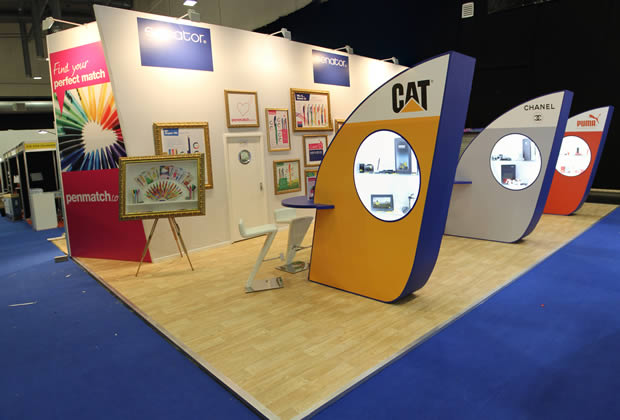Modular Exhibition Stand Quotes : Modular exhibition stands systems aspect exhibitions