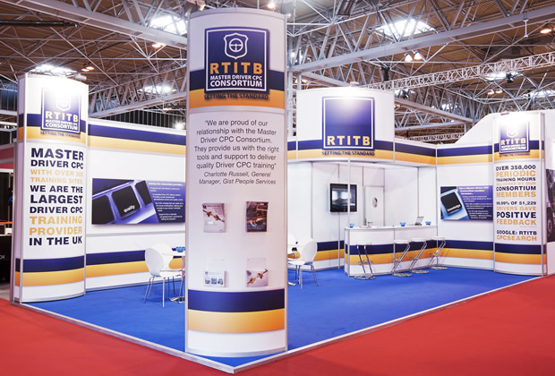 RTITB System Exhibition Stand