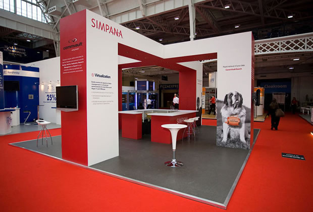 Custom Exhibition Stands Australia : Traditional exhibition stands systems aspect exhibitions