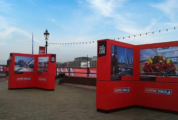Outdoor Exhibition Stand