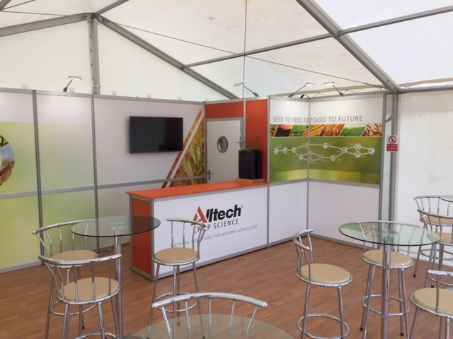 Exhibition Stand Hire Edinburgh : Outdoor exhibition stands aspect exhibitions