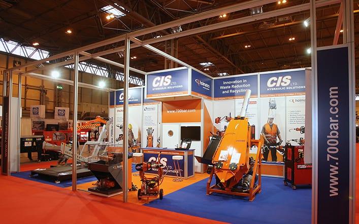 Exhibition Stand Contractors Birmingham : Exhibition stand contractors stands builders