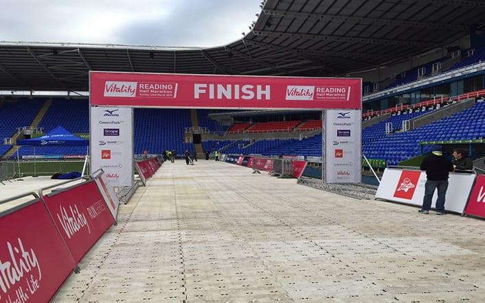 Vitality Half Marathon