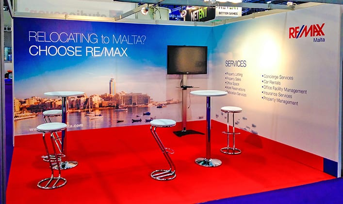 Fabric Exhibition Stand Up : Exhibition displays pop up displays ezbanner