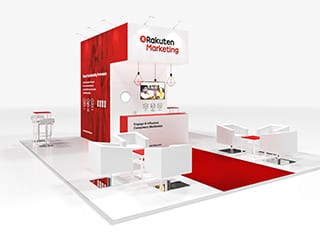 Modular Exhibition Stands Designs : Exhibition stand design and build company expert designers uk