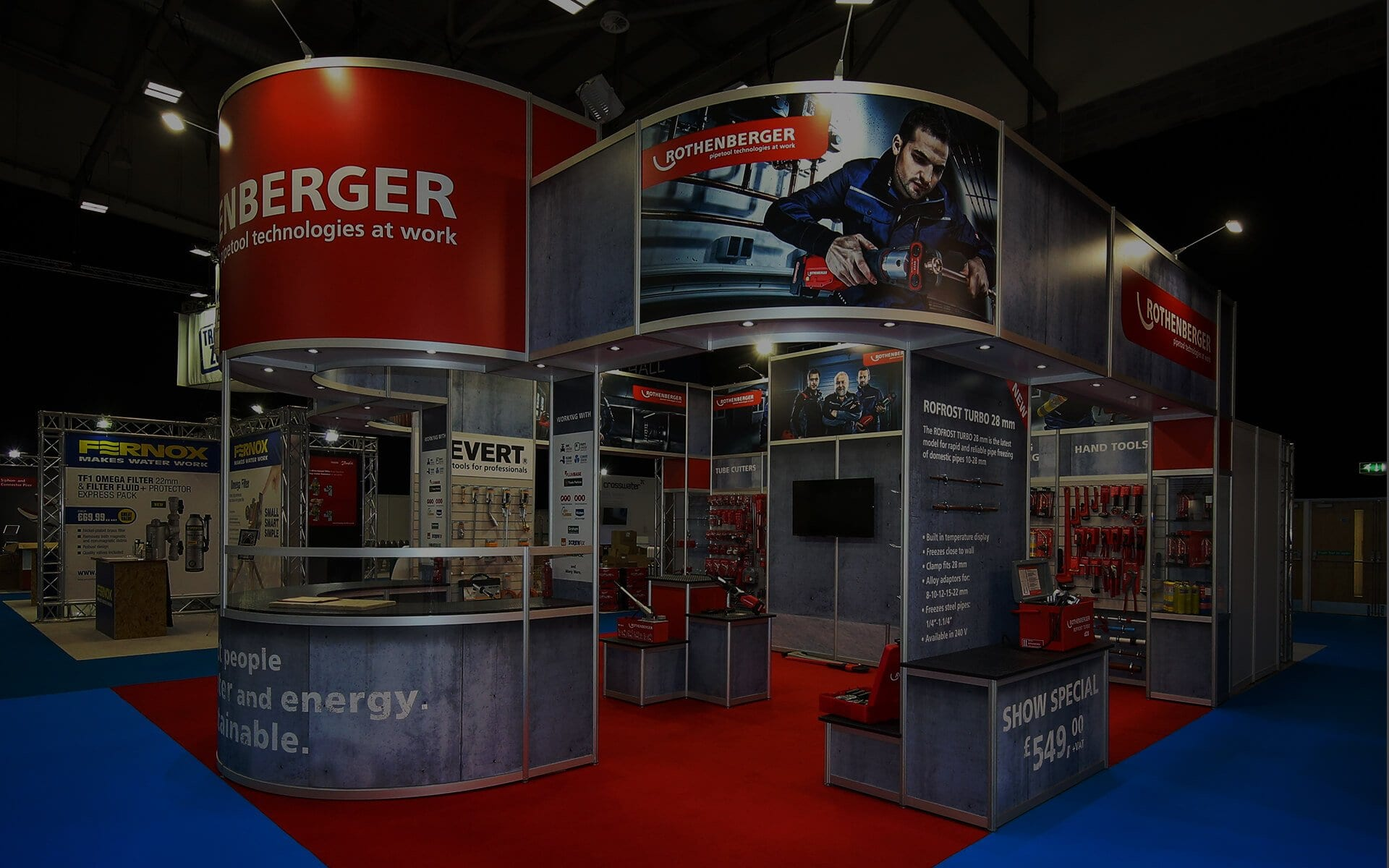 Exhibition Stand Builders Swindon : Exhibition stands contractors stand builders uk