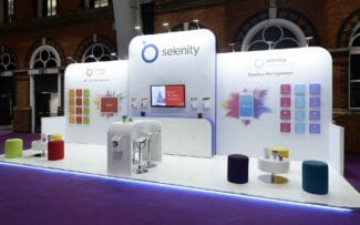 Bespoke Exhibition Stand at CIPD